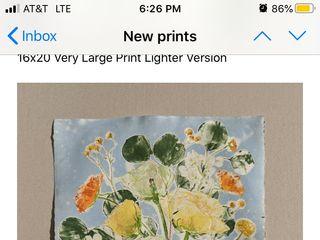 Eternal Bouquet Prints 4