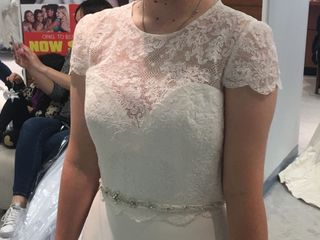 Margo West Bridal Alterations 1