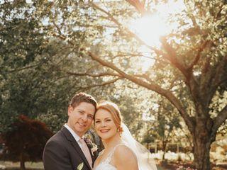 A Peachy Keen Wedding 1