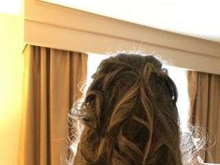 Miss Tuesdee Bridal Hair 2