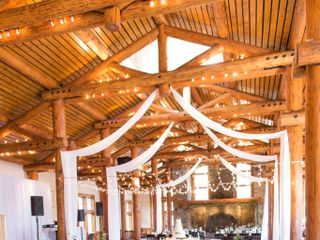 Colorado Wedding Draping 2