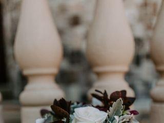 Gardenia floral design 3