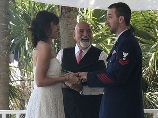 Michael Peter, SC Wedding officiant/notary 5
