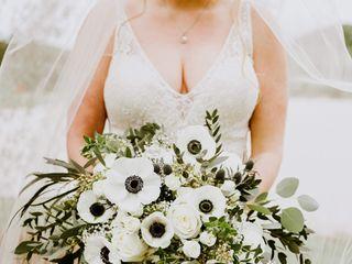 A Perfect Wedding Floral Design 1
