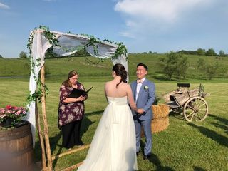 Northern Virginia Marriage Officiant 3