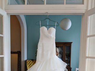 A Love Story Bridal 1