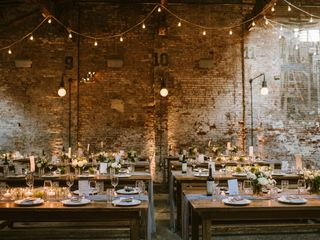 NYC Wedding Lighting by kayneLIVE 2