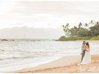 Simple Maui Wedding 3