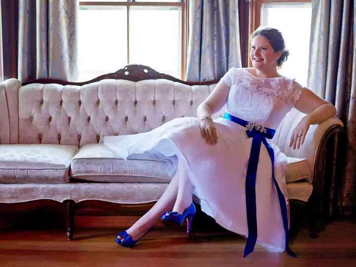 David S Bridal Dress Attire Madison Tn Weddingwire