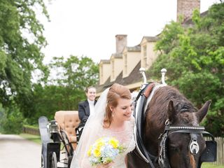 Arrivals In Elegance Horse Drawn Carriage Services, LLC 3