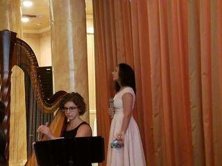 Hope Cowan, harpist 1