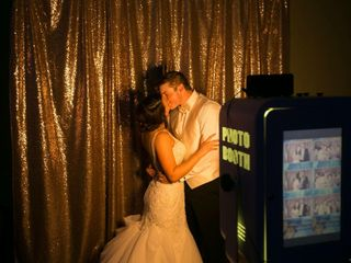 Chaos Productions Mobile DJ and Photo Booth Service 2