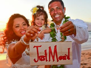 Hawaiian Island Weddings 7