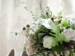 Renaissance Floral Design 1