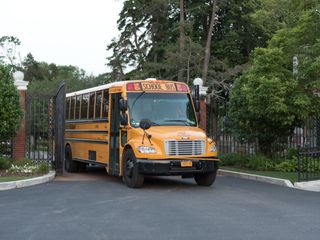 First Student Charter Bus Rental 1