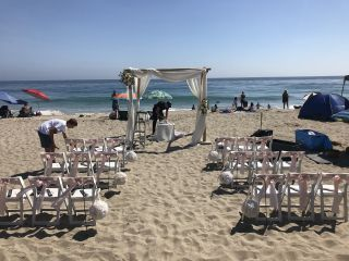 Los Angeles Beach Weddings 1