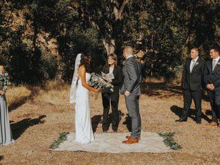 Rev. Kindra, Wedding Officiant 6