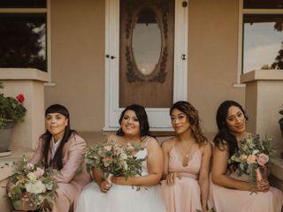 Visual Impact Design: Wedding & Event Floral Design 1