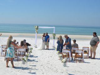 Simple Beach Wedding 4