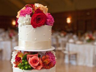 Wedding Cake Art and Design Center 7