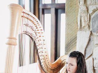 Claire Marie Stam, Harpist 1