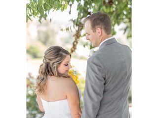 Bridal Hair by Brittany Reynolds 7