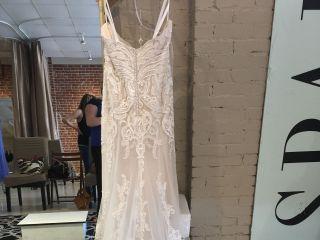 SPARKLE bridal couture : sizes 14-30 3