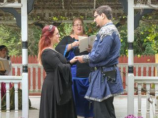 Rev. Judith L. Guasch, M.Div. Wedding Officiant 5