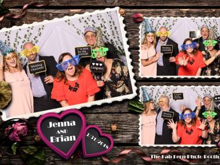 The Fab Fern Photo Booth 1
