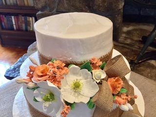 Custom Wedding Cakes by Penny 6