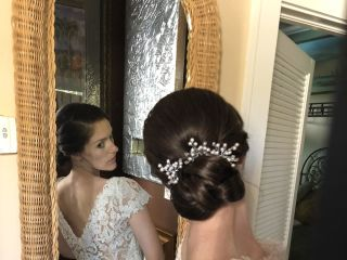 Casa Salon Bridal Hair and Airbrush Makeup 5