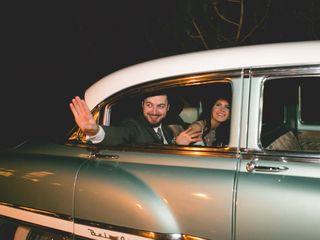 Roscoe & Louie Classic Car Transportation 2