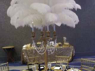 Rent-a-Centerpiece, An Ostrich Feather Company 5