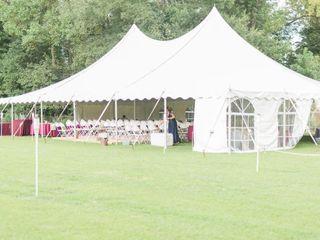Tents 4 Rent, inc & RestRoom Trailer Rentals 2