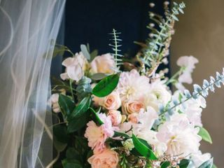 Treasured Blossoms Floral & Event Designs 5