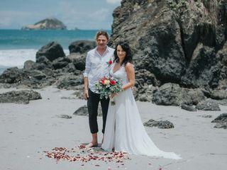 Costa Rica Paradise Wedding 4