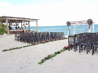 Blue Venado Beach Weddings 6