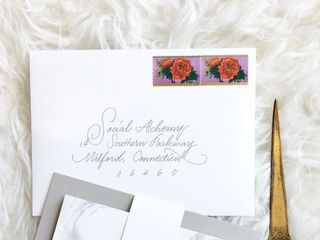 Pretty Mail Calligraphy 3