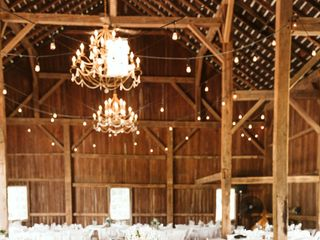 Hidden Vineyard Wedding Barn 5