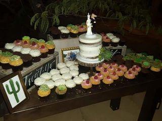 Over The Rainbow Cupcakes 2