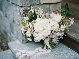Chickadee Hill Flowers 4