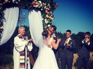 Weddings and Ceremonies by Pastor Sandi 5