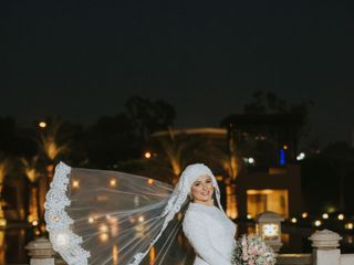 Hijab Couture Bridal 4