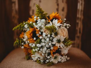 Perfect Petals Weddings and Events Florist 2