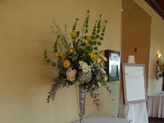 Charlotte Wedding Flowers 2
