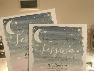 Stephanie Tara Stationery 1