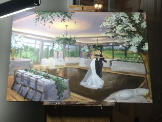Captured on Canvas 2