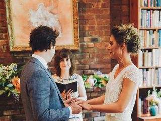 Jillian Buckley Wedding Officiant 2