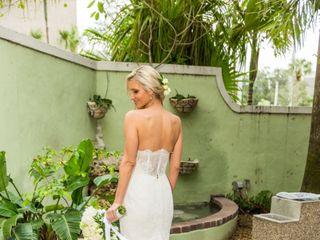 Bridal beauty by Nicole 6