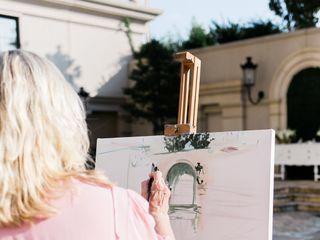 Live Event Portrait Artist Ann Bailey 5